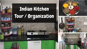 indian kitchen organization ideas small indian kitchen tour l saloni srivastava