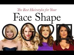Hairstyle For Oval Face Shape how to pick the right hairstyle hairstyle for oval face youtube 4494 by stevesalt.us