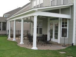 cost of building a covered patio beautiful roof covered patio amazing roof over patio archadeck designed