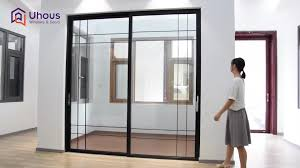 Sliding French Door Designs Latest Design Windows And Doors Manufacturer Black Aluminium Glass Sliding French Doors Interior Buy Glass Sliding Door Sliding Door