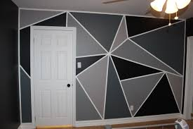 Best tape for walls Geometric Paint Tape Design Ideas Wall Painting Ideas With Tape Design Tremendous In Painters Designs Remodel Small Shower Design Ideas Paint Tape Design Ideas Painters Tape Wall Des 5972