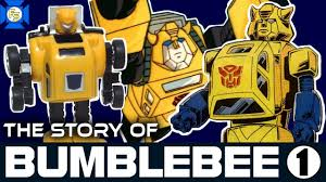 Original bumble bee transformers   rating: Transformers The Story Of Bumblebee Part 1 Youtube