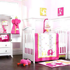 pink and gray nursery bedding pink and gray elephant crib bedding pink elephant crib bedding set