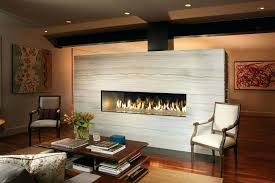 installing gas fireplace interior wall custom living room image