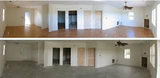 can you put vinyl flooring on concrete designs