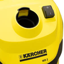 <b>Пылесос Karcher</b> MV2/<b>WD2</b> 1000 Вт 12 л