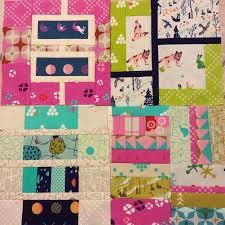 42 best Patchwork City images on Pinterest   Jelly rolls, Mosaic ... & iamlunasol's Patchwork City blocks (via Instagram) Adamdwight.com
