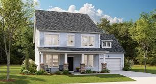 FRANKLIN New Home Plan in Summers Corner: Azalea Ridge - Coastal Collection  by Lennar