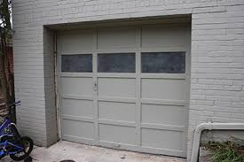 the goal of this project replace the overhead garage door with a double door so