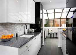 Creativity Modern Galley Kitchen Design Contemporarykitchen G On