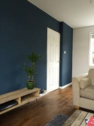 Living Room Blue Farrow And Ball Stiffkey Blue In My Living Room Decorating Ideas