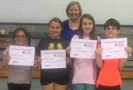 Lincoln County Youth Wins State Health Rocks!® Award - Lincoln Herald -  Lincolnton, NC