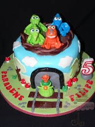 Dinosaur Train Cake Cake By Bbd Cakesdecor