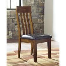 ashley ralene dining set price. signature design by ashley ralene medium brown dining chair (set of 2) set price