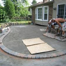 stone patio cost patio costs great stamped concrete cost design pertaining to stone regarding stamped concrete