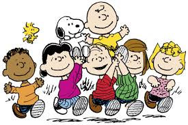 Image result for peanuts gang clipart