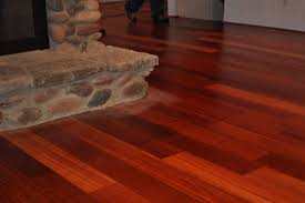 Stunning Brazilian Cherry Wood Flooring Cherry Wood Floors And Stone  Fireplace For The Dream Home