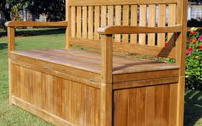 ideas exterior lockable bunnings diy storage wood cushions timber seat kmart furniture waterproof wooden outdoor