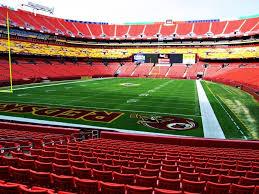 What A Great View Fedex Field Nfl Stadiums Stadium