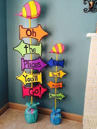 go preschool graduation themes