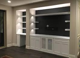 custom entertainment centers designed