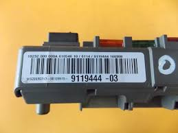 bmw 3 series e90 e91 estate 318i n43 039 08 fuse box 9119444 solid spares