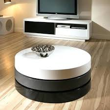 grey round coffee table grey modern coffee table coffee table modern round coffee table with storage