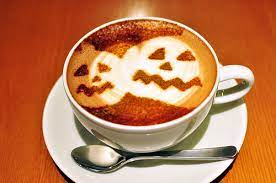 If you're a pumpkin spice junkie, you'll definitely want to add a pumpkin coffee syrup to your bar. Halloween Pancreatic Cancer Action
