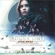 <b>САУНДТРЕК</b> - <b>ROGUE</b> ONE: A STAR WARS STORY (2 LP), купить ...