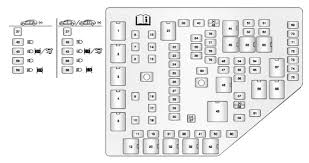 cadillac cts mk2 second generation 2011 2014 fuse box cadillac cts mk2 second generation 2011 2014 fuse box diagram