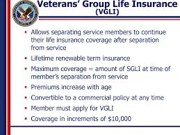 Vgli Rate Chart Veterans Group Life Insurance Claim Form Rate Chart Phone