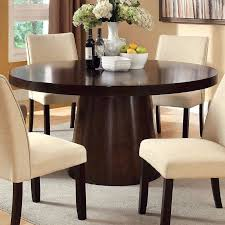 furniture of america vessice round dining table hayneedle within sets plan 8