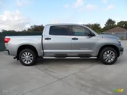 Silver Sky Metallic 2012 Toyota Tundra Texas Edition CrewMax ...