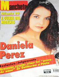 Daniela Perez foi assassinada na noite do dia 28 de dezembro de 1992, com 18 estocadas de tesoura. 5/5. Notícia publicada , Quarta-feira 19 dezembro 2012, ... - 7826-daniela-perez-foi-assassinada-na-noite-620x0-1