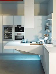 Space Saving For Kitchens Space Saving Kitchens With Versatile Cantilevered Workstation