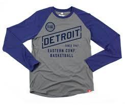 Frye Size Chart Cm Detroit Pistons Frye Clayton Tri Blend Charcoal Navy