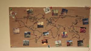 map of decor 17 cool ideas for world map wall art wooden with diy decor