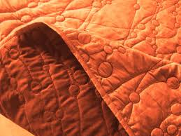 boho/mandala bedspread/Bedroom Decor/linen pillowsham/orange & Like this item? Adamdwight.com