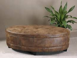 leather square ottoman for property plan leather tufted coffee table luxurious tufted coffee table beautiful ottomans best oval leather ottoman storage