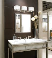 modern lighting bathroom. Decoration Fabulous Vanity With Lights Dolan Designs Three Light Pertaining To Bathroom A Guide Modern Lighting