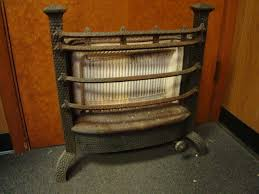 antique 1800 s cast iron ornate gas fireplace insert humphrey radiantfire no 60 1 of 12
