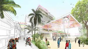 Dhaka Design Dhaka City Ecosistema Urbano