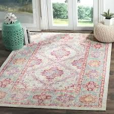 wayfair area rugs 5x8 blue large round