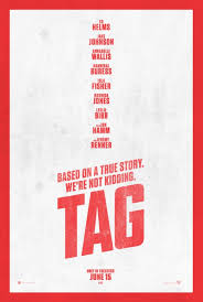 Tag Movie Poster (#1 of 3) - IMP Awards