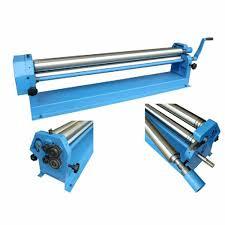 sheet metal roll slip roll machines metalworking forming tools metz tools