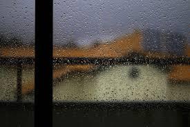 Resultado de imagem para vidraça com chuva