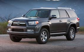 2014 Toyota 4Runner SUV's Aggressive Lights Teased