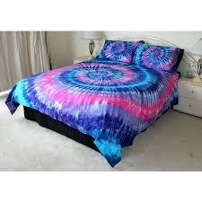 Best 25+ Tie dye bedding ideas on Pinterest   DIY tie dye how to ... & PINK PURPLE BLUE TIE DYE QUEEN QUILT COVER SET 500TC LUX tye dyed. Adamdwight.com