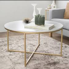 pier 1 imports faux marble coffee table