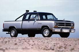 1990-93 Dodge Ram Pickup   Consumer Guide Auto